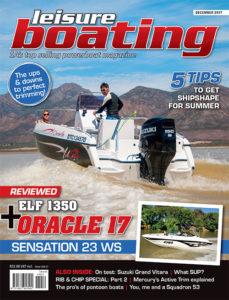 Leisure boating December