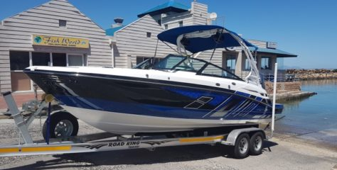 Boat Review: Yamaha Monterey M45