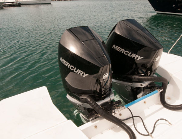Outboard Motor Review: New Mercury Verado 300 HP V8