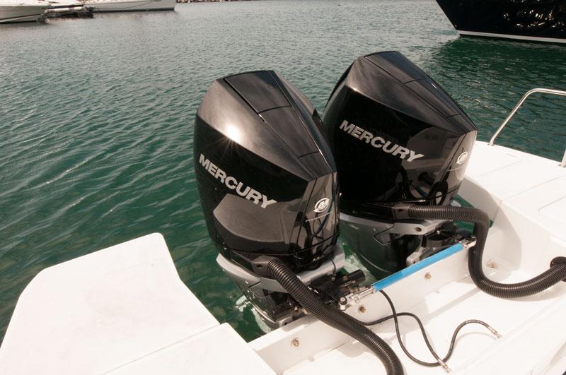 Mercury Verado 300 HP V8 | Leisure Boating
