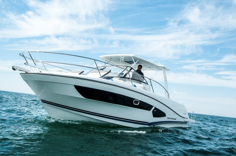 Boat Review: Jeanneau Cap Camarat 10 5 WA | Leisure Boating