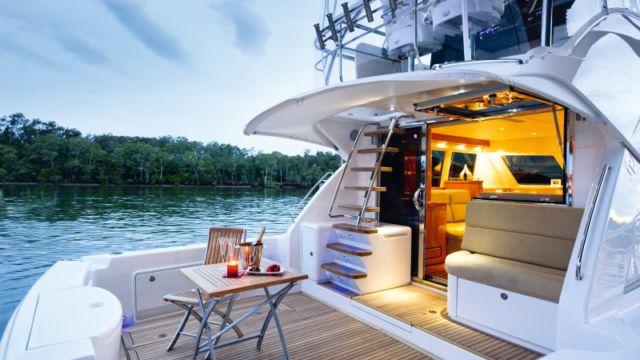 Why go boating?
